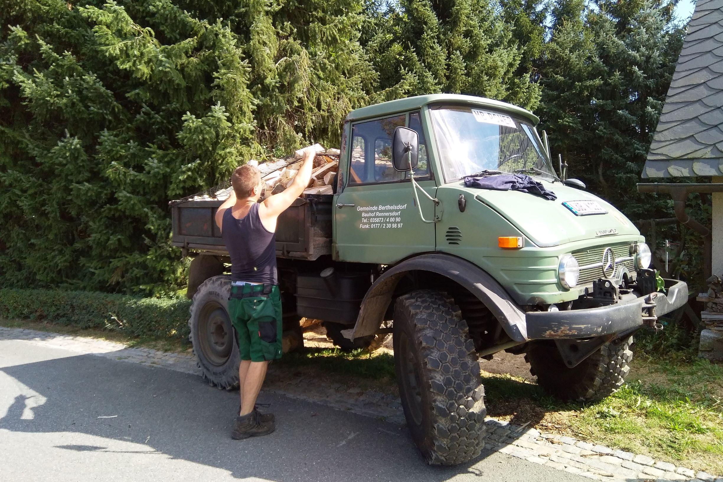 Transportarbeiten